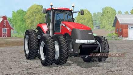 Case IH Magnum 315 CVX〡double wheels для Farming Simulator 2015
