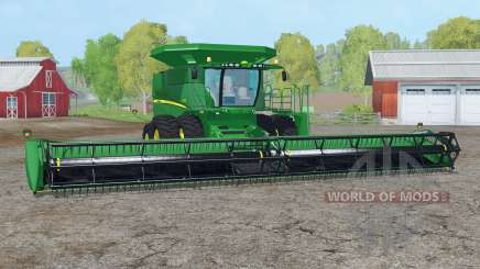 John Deere S690i〡washable для Farming Simulator 2015
