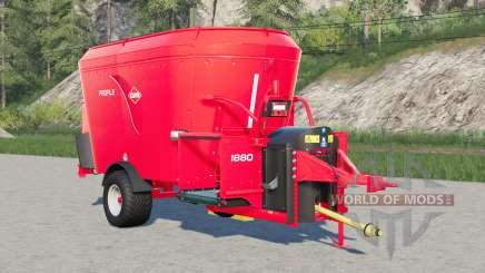 Kuhn Profile 1880 для Farming Simulator 2017
