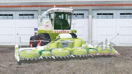 Claas Jaguar 685〡included is a header для Farming Simulator 2015