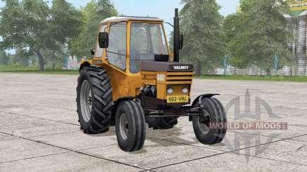 Valmet 602〡movable front axle для Farming Simulator 2017
