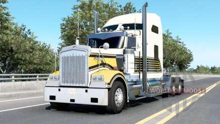 Kenworth W900B v1.1 для American Truck Simulator