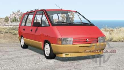 Renault Espace 2000 GTS (J11) 1984 для BeamNG Drive