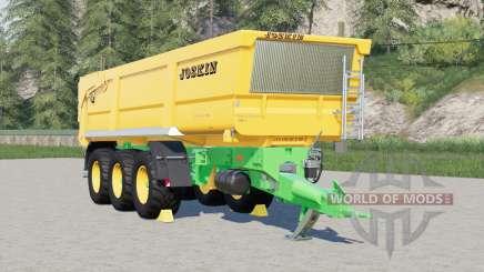 Joskin Cargo для Farming Simulator 2017