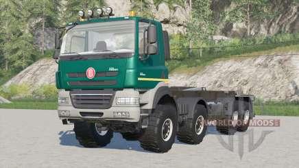 Tatra Phoenix T158 8x8〡hooklift для Farming Simulator 2017