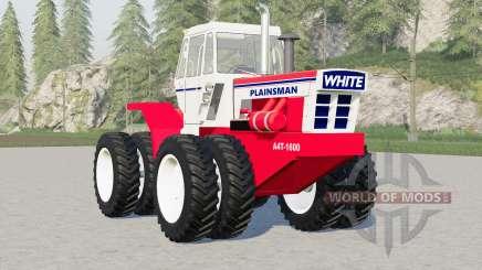 White A4T-1600 Plainsman для Farming Simulator 2017