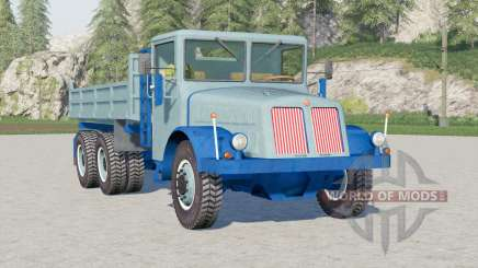 Tatra 111S2 1951 для Farming Simulator 2017