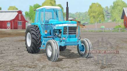 Ford TW-10〡FL console для Farming Simulator 2015