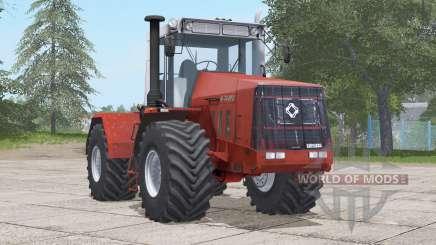Кировец К-744Р3〡рабочая светотехника для Farming Simulator 2017