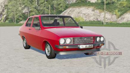 Dacia 1410 S 1984 для Farming Simulator 2017