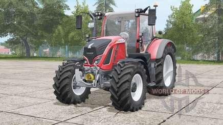Fendt 500 Vario〡modified sounds для Farming Simulator 2017