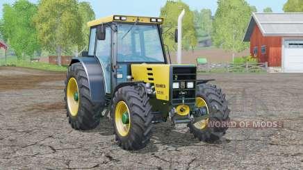 Buhrer 6135 A Premium Black для Farming Simulator 2015