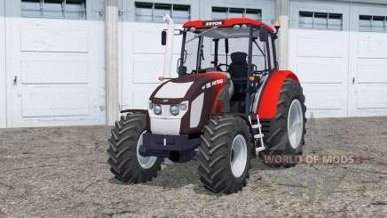 Zetor Forterra 135 16V для Farming Simulator 2015