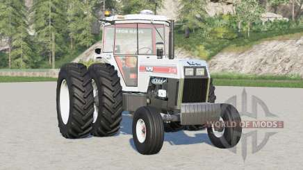 White 2-100 Field Boss〡more tire configurations для Farming Simulator 2017