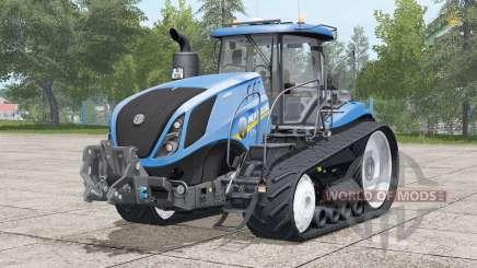 New Holland T7.315 tracked для Farming Simulator 2017