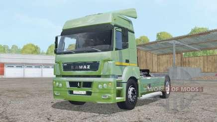 КамАЗ 5490 2013 для Farming Simulator 2015