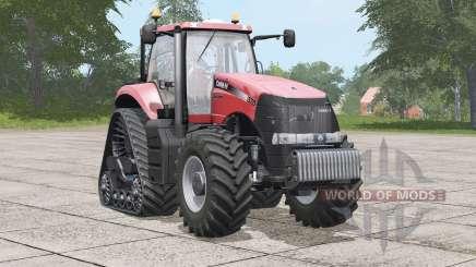 Case IH Magnum〡half-track для Farming Simulator 2017