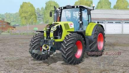 Claas Arion 650〡wheels weights для Farming Simulator 2015