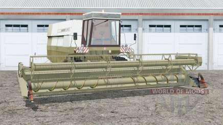 Fortschritt E 516 B〡with header для Farming Simulator 2015