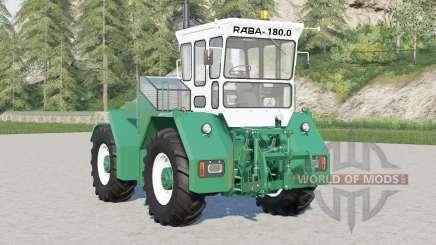 Raba 180.0〡color variations для Farming Simulator 2017