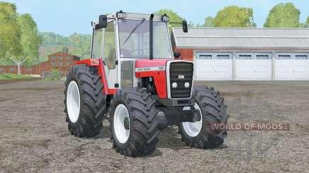 Massey Ferguson 698Ƭ для Farming Simulator 2015