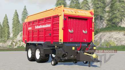 Schuitemaker Rapide 580V〡choice color rims для Farming Simulator 2017