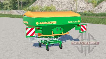 Amazone ZA-X Perfect 1402〡with or without cover для Farming Simulator 2017