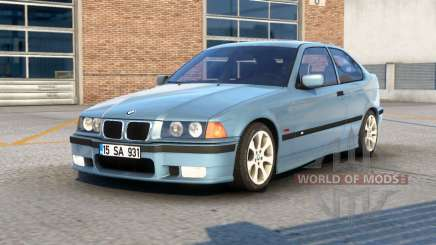 BMW M3 compact (E36) 1996 v1.4 для American Truck Simulator