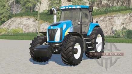New Holland TG series для Farming Simulator 2017
