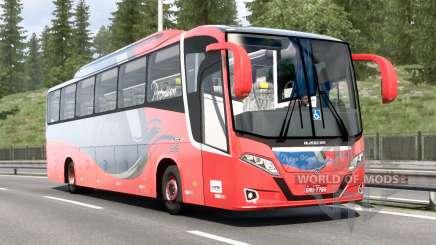 Busscar Vissta Buss 340 для Euro Truck Simulator 2