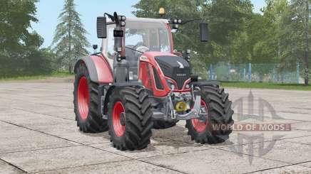 Fendt 500 Vario〡reifen wahlbar для Farming Simulator 2017
