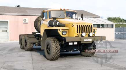 Урал 44202〡варианты шасси для American Truck Simulator