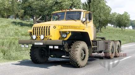 Урал 44202〡варианты двигателей для Euro Truck Simulator 2