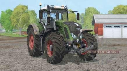 Fendt 936 Vario〡animated joystick для Farming Simulator 2015
