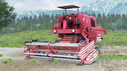 Bizon Z040〡manual ignition для Farming Simulator 2013
