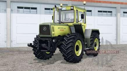 Mercedes-Benz Trac 1800 intercooler〡washable для Farming Simulator 2015