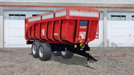 Gilibert 1810 Pro〡opening cover для Farming Simulator 2015