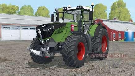 Fendt 1000 Vario〡new engine sound для Farming Simulator 2015