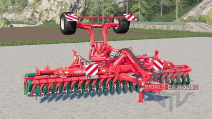 Vogel&Noot Terra Disc 600〡disc aggregate для Farming Simulator 2017