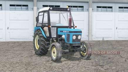 Zetor 7011 для Farming Simulator 2015