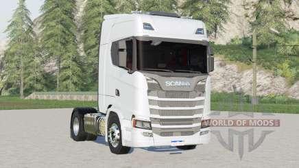 Scania S-series Highline 2017 для Farming Simulator 2017