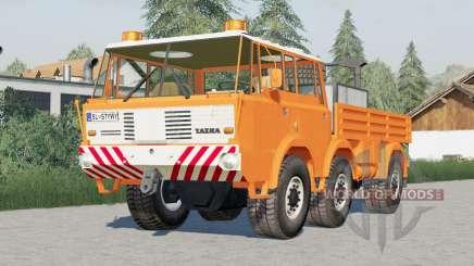 Tatra T813 TP 6x6 для Farming Simulator 2017