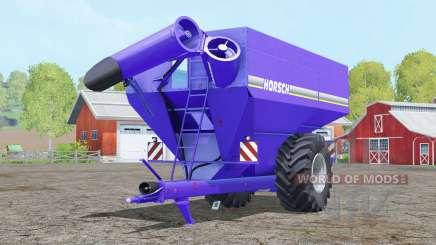 Horsch Titan 34 UW〡color options для Farming Simulator 2015