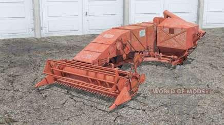Bizon Zagon Z020 для Farming Simulator 2015