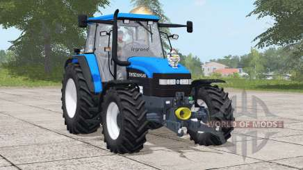 New Holland TM150〡full lighting для Farming Simulator 2017