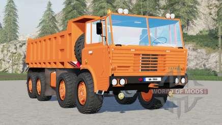 Tatra T813 8x8 Dump Truck для Farming Simulator 2017