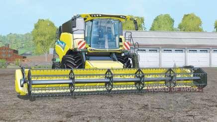 New Holland CR9.80〡nice model для Farming Simulator 2015