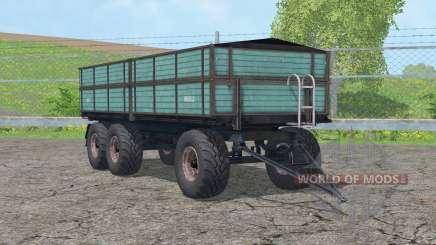 Mengele DR 75〡сapacity 20 tons для Farming Simulator 2015
