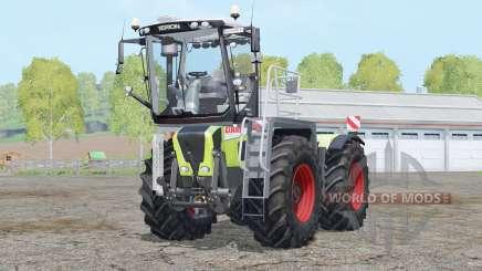 Claas Xerion 3800 Saddle Trac 2007 для Farming Simulator 2015