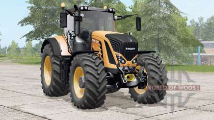 Fendt 900 Vᶏrio для Farming Simulator 2017